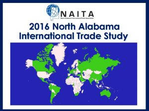 NAITA Trade Study Cover Slide with border