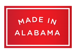 Made in Alabama Logo from DS