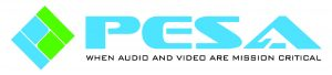 PESA Logo w-Slogan and bug