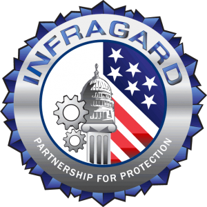 Infragard Logo from flyer