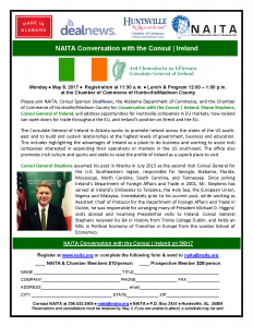 Ireland Conversation with the Consul 050817 rev apb
