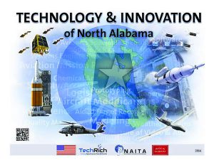 Deadline Extended to Participate | Technology & Innovation of North Alabama Capabilities Booklet