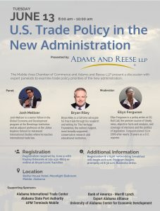 U.S. Trade Policy in the New Administration Mobile 061317