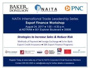 Export Finance Flyer 082417
