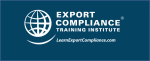 Export Compliance Training Institute (ECTI) ITAR Seminar and EAR & OFAC Seminar @ Embassy Suites Hotel & Spa