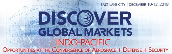 Discover Global Markets Indo-Pacific, Salt Lake City