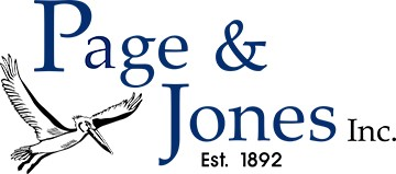 Page & Jones New Logo