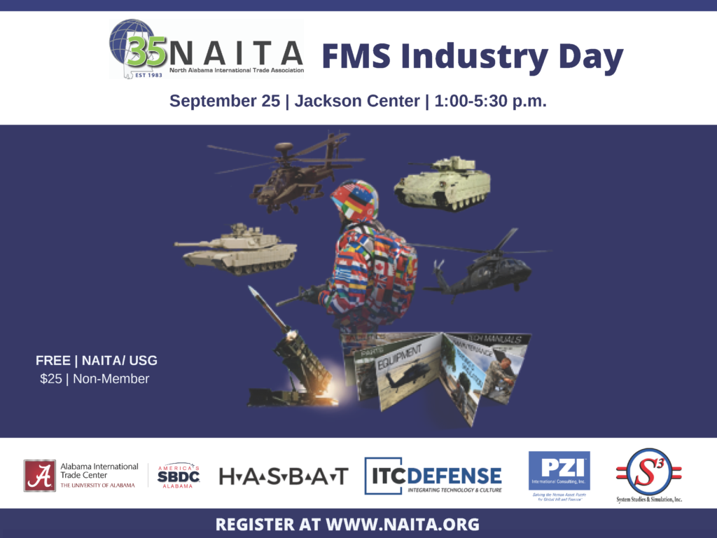 FMS Industry Day Featuring USASAC @ The Jackson Center
